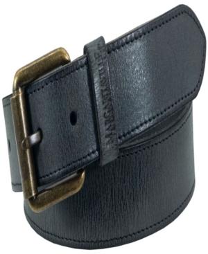 Men's Crash Leather Belt