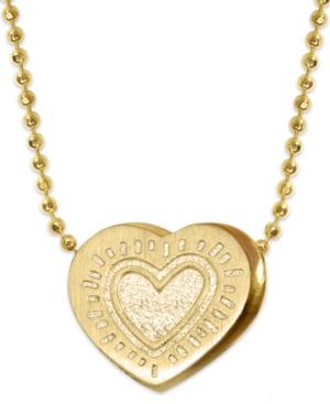Heart Pendant Necklace