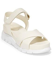 Women's Zerogrand Crisscross Sandals