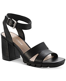 Raynaa Ankle-Strap Dress Sandals, Created for Macy's