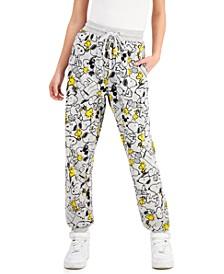 Juniors' Snoopy & Woodstock Pants