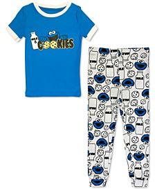 Toddler Cookie Monster Family Pajama Set