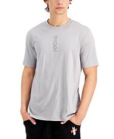Men's Cloud Mirrored HUGO Logo T-Shirt