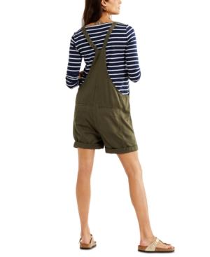 Drawstring Maternity Shorts