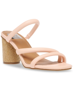 Myla Strappy Block-Heel Sandals Women's Shoes