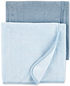 Baby Boys Baby Towels, Pack of 2