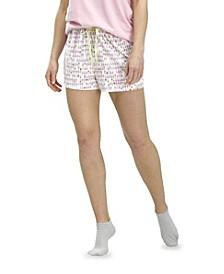 Women's Pineapple Row Classic Pajama Boxer