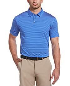 Men's Feeder Stripe Polo Shirt