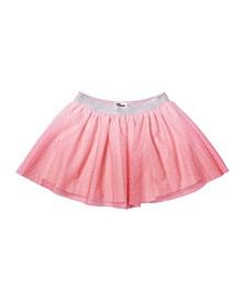 Toddler Girls Ombre Printed Tutu Tulle Skirt