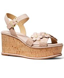 Melina Wedge Sandals