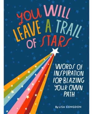 ISBN 9781452180281 product image for Chronicle Books You Will Leave a Trail of Stars   upcitemdb.com