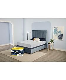 "EZ Tote 10"" Cushion Firm Gel Memory Foam Mattress Collection"