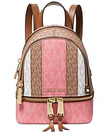 Rhea Zip Extra Small Messenger Backpack