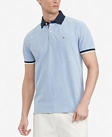 Men's Custom-Fit Sanders Oxford Polo