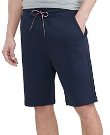 Men's French Terry Logo Shorts