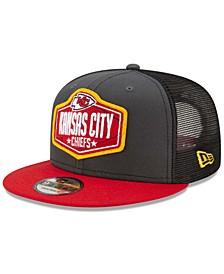 Kansas City Chiefs Kids 2021 Draft 9FIFTY Cap