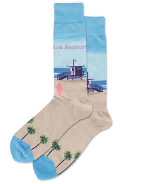 Men's Los Angeles Crew Socks