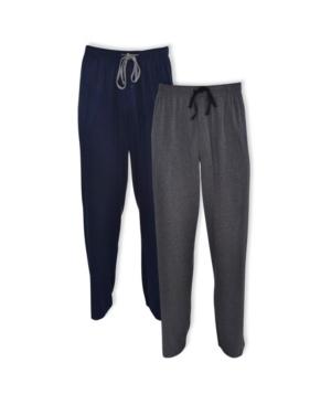 Men's Big and Tall Knit Sleep Pants