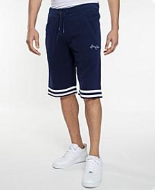 Men's Sweater Knit Shorts
