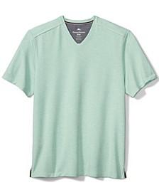 Men's Coasta Vera V-Neck Short Sleeve Shirt