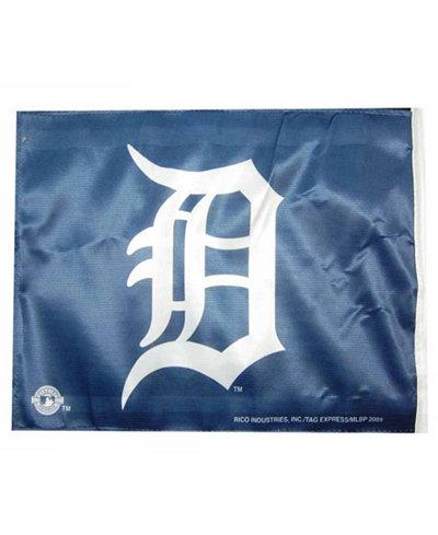 Rico Industries Detroit Tigers Car Flag