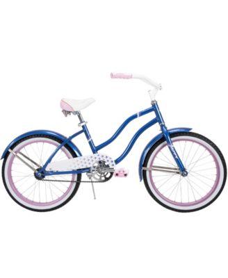 Huffy 20-Inch Good Vibrations Girls Bike for Kids