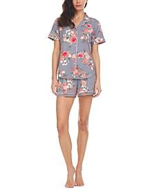Lauren Shorts Pajama Set