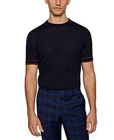 BOSS Men's T-Shirt-Style Sweater