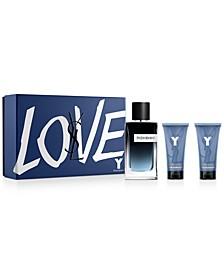 Men's 3-Pc. Y Eau de Parfum Gift Set