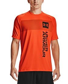Men's Tech 2.0 Vertical Wordmark T-Shirt
