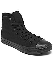 Little Boys Chuck Taylor High Top Casual Sneakers from Finish Line
