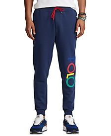 Men's Logo Double-Knit Jogger Pants