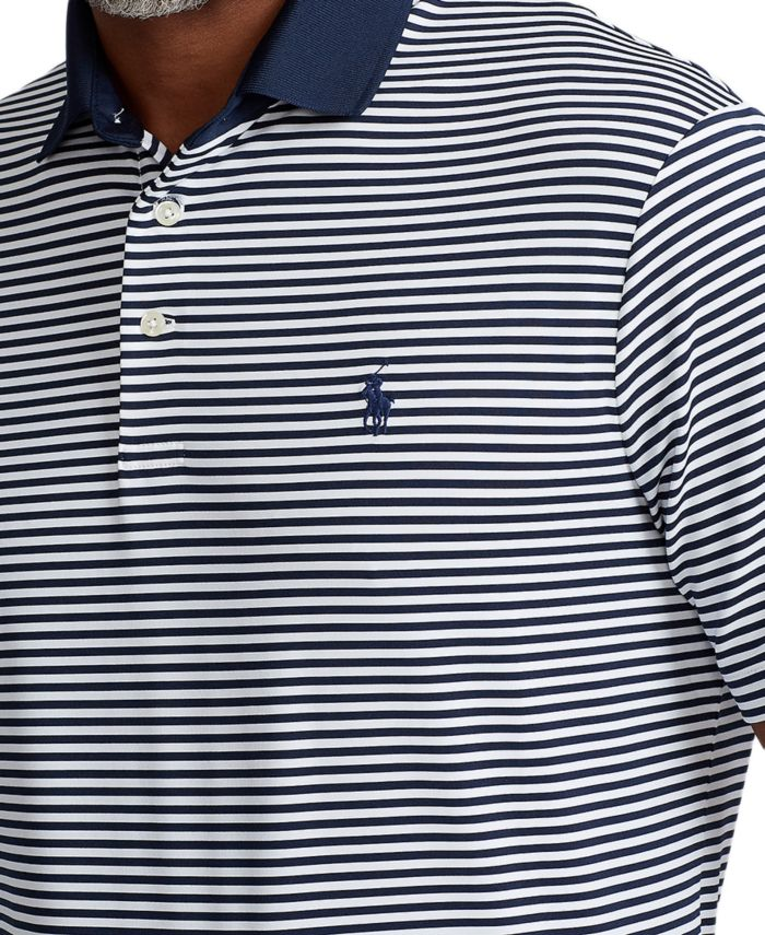 Polo Ralph Lauren Men's Classic-Fit Performance Polo Shirt & Reviews - Polos - Men - Macy's