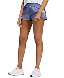 Women's Pacer 3-Stripes Training Shorts