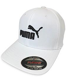 Men's Crossed Flex Fit Logo Cap