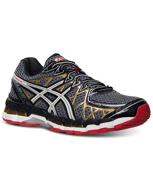 ASICS GEL KAYANO 20 JUNIOR BOYS ASICS Q32014 : Footwear