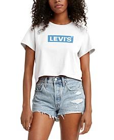 Plus Trendy Cotton Graphic T-Shirt