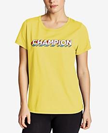 Women's Get Happy Logo T-Shirt