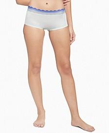 Women's Lace-Trim Hipster Underwear QD3839