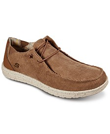 Men's Relaxed Fit Melson - Corduroy Slip-On Casual Sneakers from Finish Line
