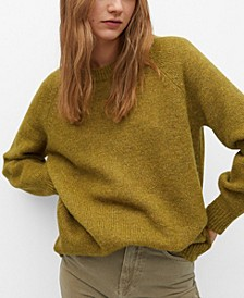 Oversize Knit Sweater