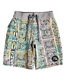 Toddler Boys Washed Sessions Board Shorts