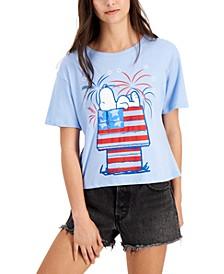 Snoopy Americana T-Shirt