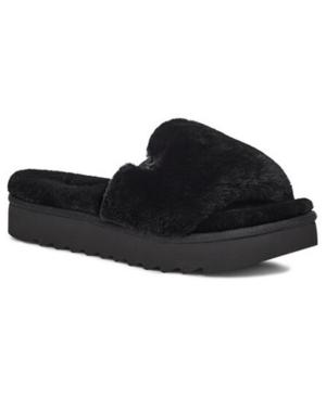 Fuzz-ah Slip-On Sandals Women's Shoes