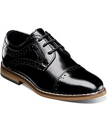 Toddler Boys Dickinson Cap Toe Oxford Shoes