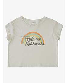Big Girls Mele Kalikimaka T-shirt