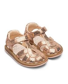 Toddler Girls Bicho Crab Style Sandals