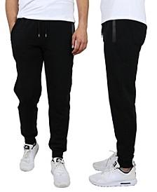 Men's Lounge Joggers with Tech Zipper Pockets