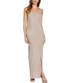 Glitter Knit Gown