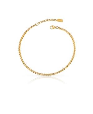 Classic Anti-Tarnish Wheat Chain Bracelet